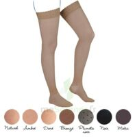 Venoflex Incognito Absolu 2 Bas Cuisse Femme Nude T3n à ROCHEMAURE