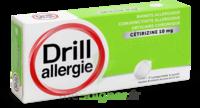 Drill 10 Mg Comprimés à Sucer Allergie Cétirizine Plq/7 à ROCHEMAURE