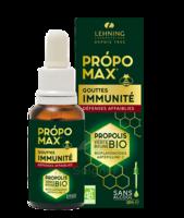 Lehning Propomax Immunité Propolis Verte Bio Extrait Sans Alcool Fl/30ml à ROCHEMAURE