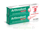Pierre Fabre Oral Care Arthrodont Dentifrice Classic Lot De 2 75ml à ROCHEMAURE