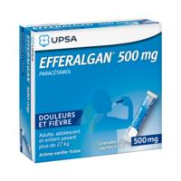 Efferalgan 500 Mg Glé En Sachet Sach/16 à ROCHEMAURE