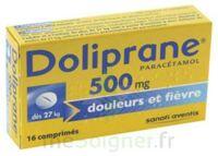 Doliprane 500 Mg Comprimés 2plq/8 (16) à ROCHEMAURE