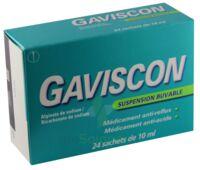 Gaviscon, Suspension Buvable En Sachet à ROCHEMAURE