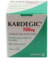 Kardegic 160 Mg, Poudre Pour Solution Buvable En Sachet à ROCHEMAURE