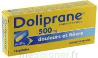 Doliprane 500 Mg Gélules B/16 à ROCHEMAURE