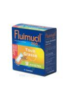 Fluimucil Expectorant Acetylcysteine 200 Mg Adultes Sans Sucre, Granulés Pour Solution Buvable En Sachet édulcorés à L'aspartam Et Au Sorbitol à ROCHEMAURE