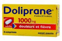 Doliprane 1000 Mg Comprimés Plq/8 à ROCHEMAURE