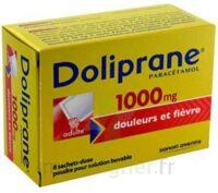 Doliprane 1000 Mg Poudre Pour Solution Buvable En Sachet-dose B/8 à ROCHEMAURE
