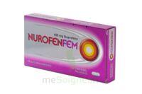 Nurofenfem 400 Mg, Comprimé Pelliculé à ROCHEMAURE