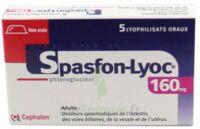 Spasfon Lyoc 160 Mg, Lyophilisat Oral à ROCHEMAURE