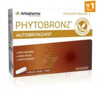 Phytobronz Autobronzant Gélules B/30 à ROCHEMAURE