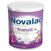 Novalac Transit + 2 Lait En Poudre 2ème âge B/800g à ROCHEMAURE