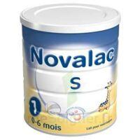 Novalac S 1 Lait En Poudre Satiétant 1er âge B/800g à ROCHEMAURE