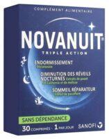 Novanuit Triple Action Comprimés B/30 à ROCHEMAURE