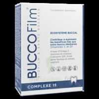Buccofilm Complexe 19 Gélules+caps B/45+15 à ROCHEMAURE