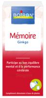 Boiron Mémoire Ginkgo Extraits De Plantes Fl/60ml à ROCHEMAURE