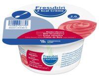 Fresubin 2kcal Crème Sans Lactose Nutriment Fraise Des Bois 4 Pots/200g à ROCHEMAURE