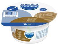 Fresubin 2kcal Crème Sans Lactose Nutriment Cappuccino 4 Pots/200g à ROCHEMAURE