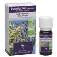 Docteur Valnet Huile Essentielle Bio, Eucalyptus Globulus 10ml à ROCHEMAURE