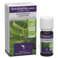 Docteur Valnet Huile Essentielle Bio, Eucalyptus Radiata 10ml à ROCHEMAURE
