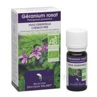 Docteur Valnet Huile Essentielle Bio, Geranium 10ml à ROCHEMAURE