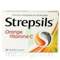 Strepsils Orange Vitamine C, Pastille à ROCHEMAURE