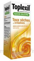 Toplexil 0,33 Mg/ml Sans Sucre Solution Buvable 150ml à ROCHEMAURE