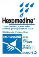 Hexomedine Transcutanee 1,5 Pour Mille, Solution Pour Application Locale à ROCHEMAURE