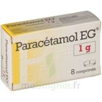 Paracetamol Eg 1 G, Comprimé à ROCHEMAURE