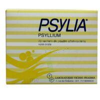 Psylia, Poudre Effervescente Pour Suspension Buvable En Sachet à ROCHEMAURE