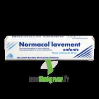Normacol Lavement Enfants, Solution Rectale, Récipient Unidose à ROCHEMAURE