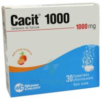 Cacit 1000 Mg, Comprimé Effervescent à ROCHEMAURE