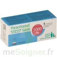 Paracetamol Teva Sante 1000 Mg, Comprimé Effervescent Sécable à ROCHEMAURE