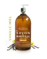 Beauterra - Savon De Marseille Liquide - Vanille/miel - 1l à ROCHEMAURE