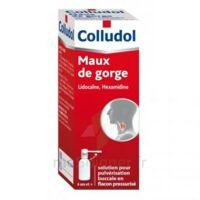 Colludol Solution Pour Pulvérisation Buccale En Flacon Pressurisé Fl/30 Ml + Embout Buccal à ROCHEMAURE