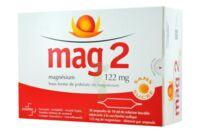 Mag 2 122 Mg S Buv En Ampoule Sans Sucre édulcoré à La Saccharine Sodique 30amp/10ml à ROCHEMAURE