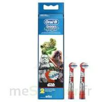 Oral-b Stages Power Star Wars 2 Brossettes à ROCHEMAURE