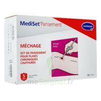 Mediset® Set De Pansement Plaie Chronique Méchage - Boîte De 5 Soins à ROCHEMAURE