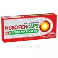Nurofencaps 400 Mg Caps Molle Plq/10 à ROCHEMAURE