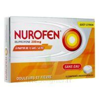 Nurofen 200 Mg, Comprimé Orodispersible à ROCHEMAURE