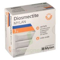 Diosmectite Mylan 3 G Pdr Susp Buv 30sach/3g à ROCHEMAURE