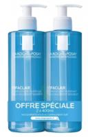 Effaclar Gel Moussant Purifiant 2*400ml à ROCHEMAURE