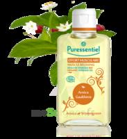 Puressentiel Articulations & Muscles Huile De Massage Bio** Effort Musculaire - Arnica - Gaulthérie - 100 Ml à ROCHEMAURE