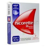 Nicoretteskin 25 Mg/16 H Dispositif Transdermique B/28 à ROCHEMAURE