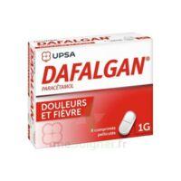 Dafalgan 1000 Mg Comprimés Pelliculés Plq/8 à ROCHEMAURE