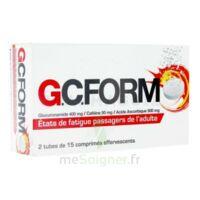 Gcform, Comprimé Effervescent à ROCHEMAURE