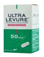 Ultra-levure 50 Mg Gélules Fl/50 à ROCHEMAURE