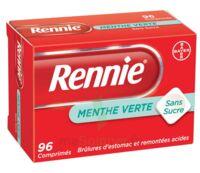 Rennie Sans Sucre, Comprimé à Croquer à ROCHEMAURE