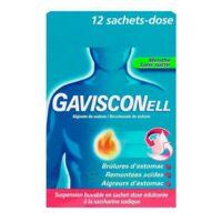 Gavisconell Suspension Buvable Sachet-dose Menthe Sans Sucre 12sach/10ml à ROCHEMAURE