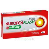 Nurofenflash 400 Mg Comprimés Pelliculés Plq/12 à ROCHEMAURE
